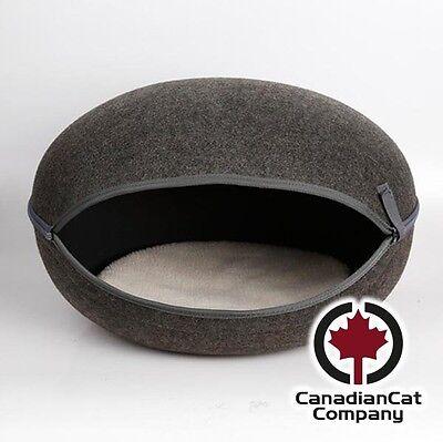 Das Katzennest der Canadian Cat Company - Katzenbett, Katzenhöhle, Katzenkorb 2