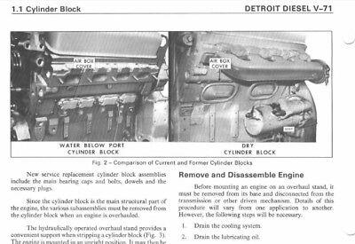 Detroit engine repair manuals series 60