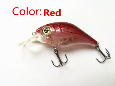 Swimbait Variation little fat Minnow 8 cm 10g Bass CrankBait Tackle Fishing lure 2