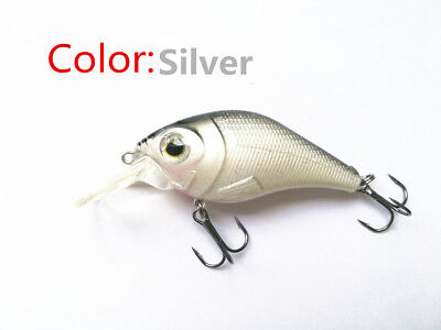 Swimbait Variation little fat Minnow 8 cm 10g Bass CrankBait Tackle Fishing lure 3