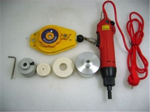 Hottest! Electric Hand Held Bottle Capping Machine Good Quality cx