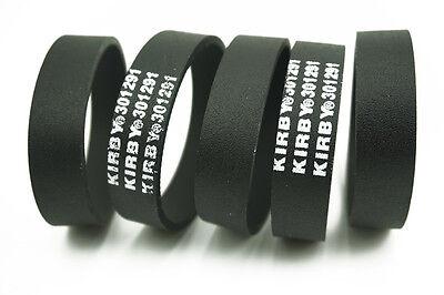 Vacuum cleaner motor rubber belt Drive Belts For All Kirby Flat Belt 301291 6