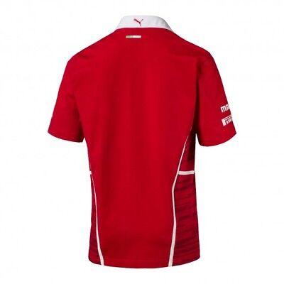 F1 Scuderia Ferrari Herren Team Polohemd -1301710396