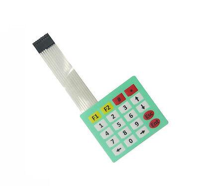 20 Key Matrix Membrane Switch Keypad Keyboard thin-film switch 4x5 5x4 4*5