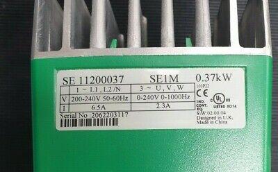 CONTROL TECHNIQUES COMMANDER SE SE 11200037 Inverter Drive (IN31S2) 3