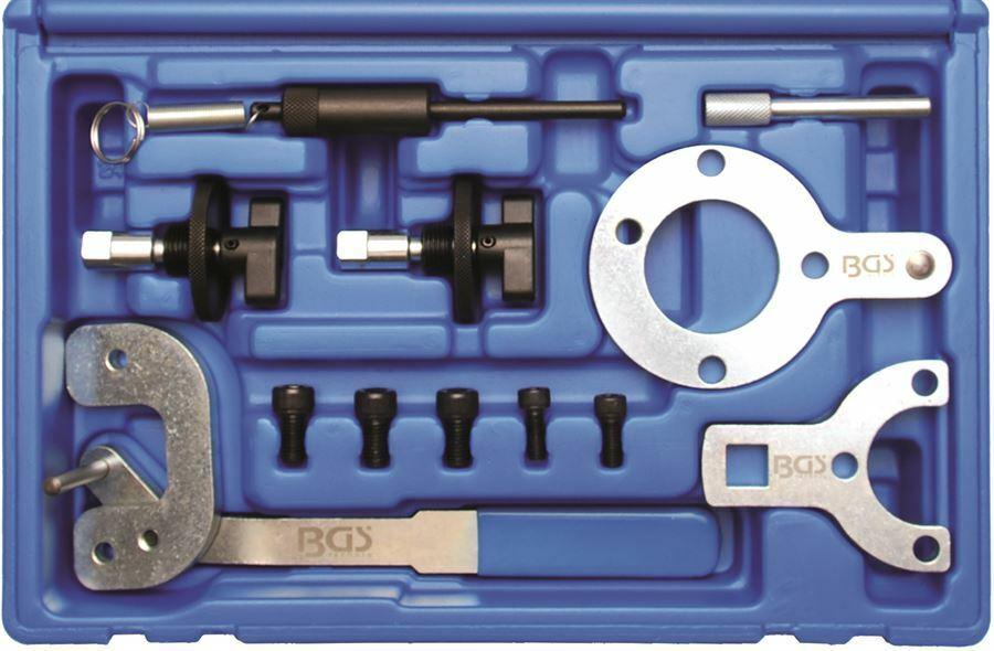 Bgs Jeu doutils de r/églage de moteur pour Fiat//Ford//Suzuki Diesel 1/pi/èce 8669
