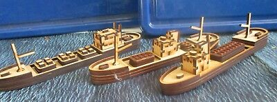 Cruel Seas 1//300th 6mm LARGE transport Liberty tankers container Ships Boats