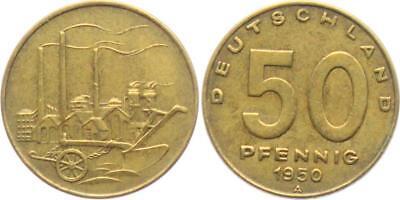 Geburtstag deutsche Münzen von 1952 DDR /& BRD von WallaBundu Geschenk zum 67