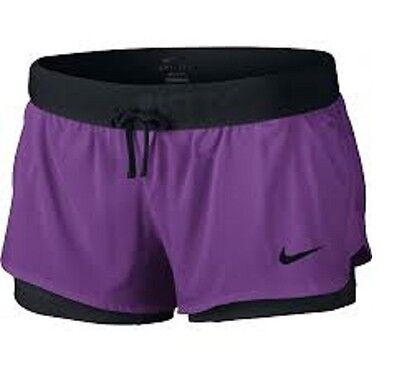 d75d595d5d3b7 ... Nike 642669 Women's Full Flex 2-in-1 Tempo Track Shorts 777488 Running  724916