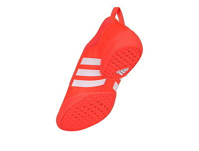 ADIDAS THE CONTESTANT Taekwondo Shoes White Orange ADI