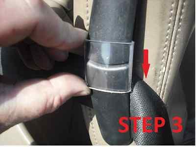 Bmw Z3 Seat Belt Guide Repair 163 9 99 Picclick Uk