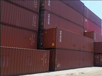 45' HC Shipping Container / 45ft Cargo Worthy Container in Minneapolis, MN 3