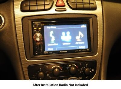 Auto Parts and Vehicles Double Din Dash Radio Stereo Install ... on vw fog lights harness, vw passat stereo install, vw compass wiring harness, vw engine wiring harness,