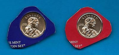 2015 P D and S BU and Proof Sacagawea Native American Dollars-PD from Mint Sets 4