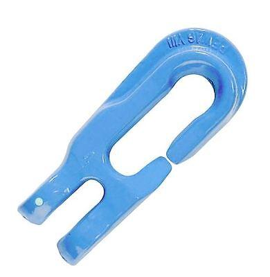 Seilrolle Einhängeöse beidseitig G10 8mm für Forstkette Seilwinde bis 14mm Seil