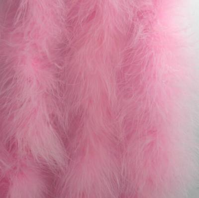 6 feet 2 Yards 25g Marabou Fluffy Boa Turkey Feather Boa Wedding Party Scar New