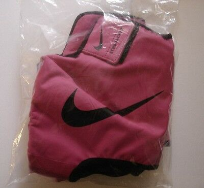 b37578c3021 ... NIKE Men s STR8 Jacket Spat for Football Cleats Cancer Awareness Pink Black  XXL 4