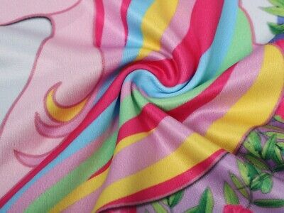 Unicorn Butterfly Girls Kids Pyjamas Nighties Night Wear Party Dress 11