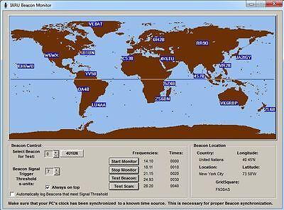 ScopeStationUltra Receiver Control Software ICOM IC-R75 8