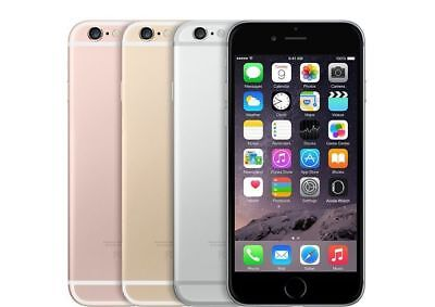 Apple iPhone 6S - Factory UNLOCKED GSM (AT&T T-Mobile +More!) 16/64/128GB 4G LTE 8
