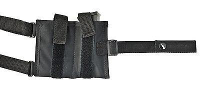 Taurus Millennium PT111 HK P7Vertical Shoulder Holster w// Double Mag Pouch