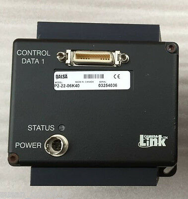 1 pc DALSA P2-22-06K40 Industrial line scanning camera 2