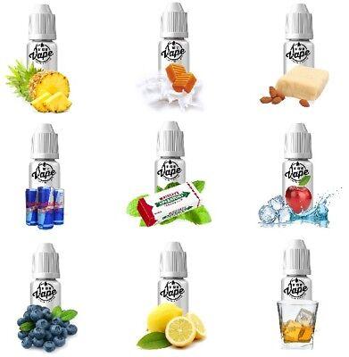 E Liquid mit Aroma in 100 Geschmacksrichtungen  Eliquid  Nikotinfrei 30ml 100ml 4