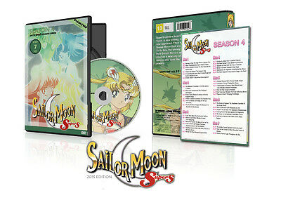 Sailor Moon DVD Complete English Series Collection (34-Disc set) 5