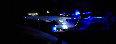 MODEL NOT INCLUDED DELUXE LIGHTING KIT FOR REVELL STAR TREK INTO DARKNESS