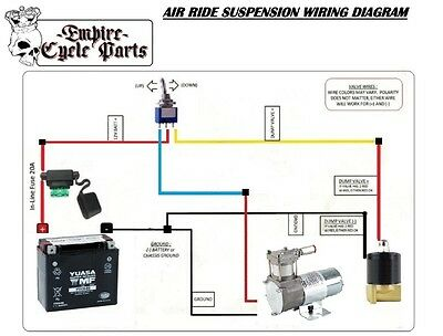 Easy Street Air Ride Wiring Diagram - Wiring Diagram AME on air suspension schematic, air suspension guide, air suspension hose, air ride switch box wiring, air shock diagram, air suspension maintenance, air suspension relay, air suspension switch, air suspension axles diagram, air suspension solenoid, air suspension wiring gauge, air suspension repair, air suspension system, air ride diagram, air suspension parts list, air bag suspension diagram, air lift wiring diagram, airbag suspension wiring diagram, air bag schematics, truck air suspension diagram,
