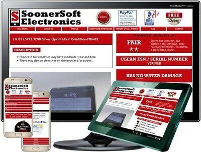 Original Custom Ebay Store Billboard Profile Mobile Responsive Template Logo For Sale Picclick