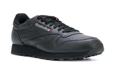 Reebok Da Donna Reebok Classic Leather 2232 BIANCO Scarpe da ginnastica AUTHENTIC