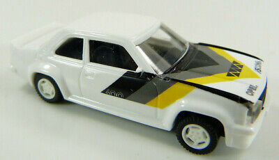 """ST Opel Ascona 400 Coca-Cola /""""77/"""" Edition 1 HS-Rennsport Euromodell 1:87 OVP"""
