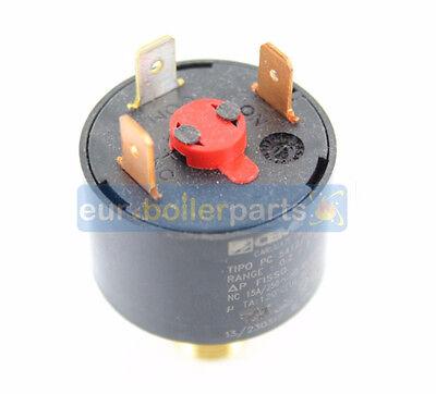 Alpha CB24X /& CB28X Boiler Low Water Pressure Switch 3.014379 Sensor