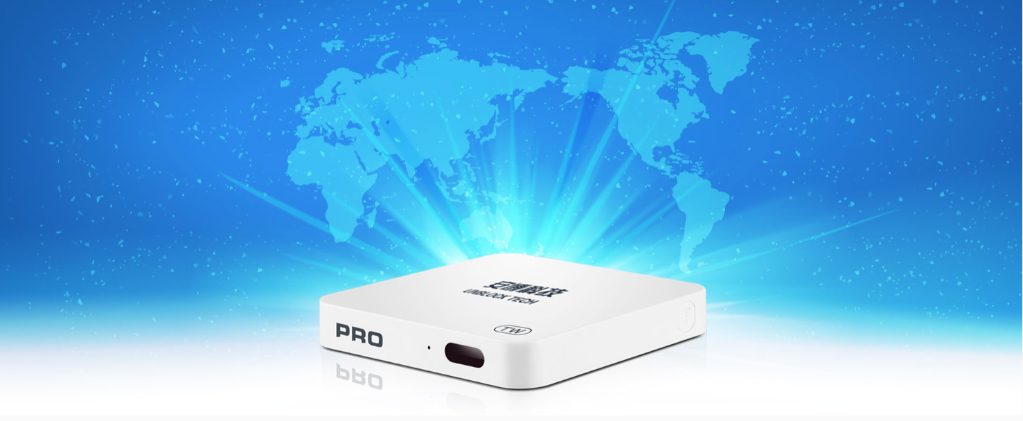 UNBLOCK TECH UPRO Ver I900 UBox5  Gen5- Tv Box