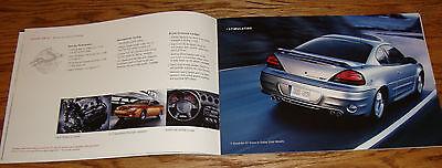 2004 PONTIAC GTO SALES BROCHURE