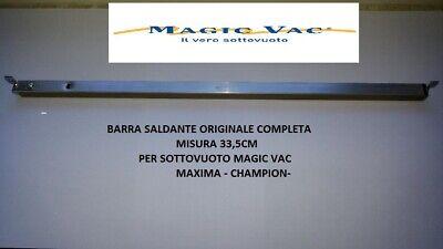 RESISTENZA SALDANTE A BARRA 33,5CM COMPLETA PER MACCHINA SOTTOVUOTO DF 840110