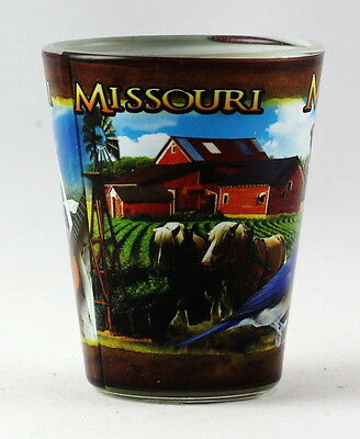 Missouri State Collage Shot Glass Rtp 2