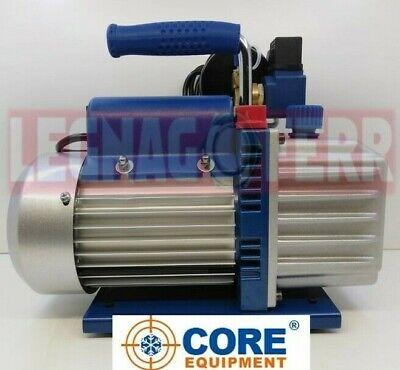 Pompa Del Vuoto Bistadio Con Elettrovalvola Core Equipment Vpea-70-Dev 5