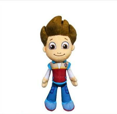 """Plush Pup Pals 8"""" Paw Patrol Skye/zuma Rocky Soft Toys Nickelodeon Dog Set Gift 7"""