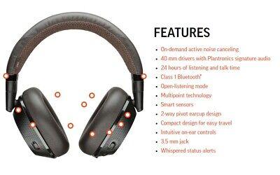Plantronics BackBeat PRO 2 Wireless Noise Cancelling Headphones 4