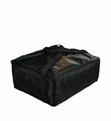 """PIZZA DELIVERY BAG- EXTRA WARM- FULLY INSULATED -  L18"""" x W18"""" x H8"""" - PACK OF 5 2"""