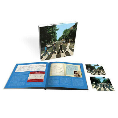The Beatles - Abbey Road (50th Anniversary) Super Deluxe Box Set (New CD) 2