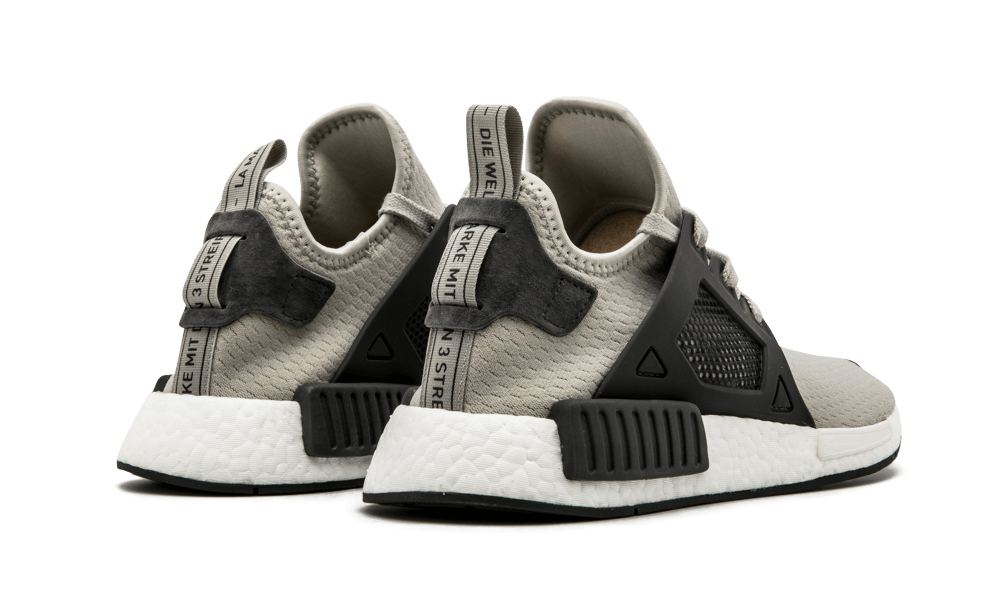 separation shoes e1009 f7a81 ADIDAS NMD XR1 JD Sports Sesame Grey Black. Size 7.5 BY3047. ultra boost pk