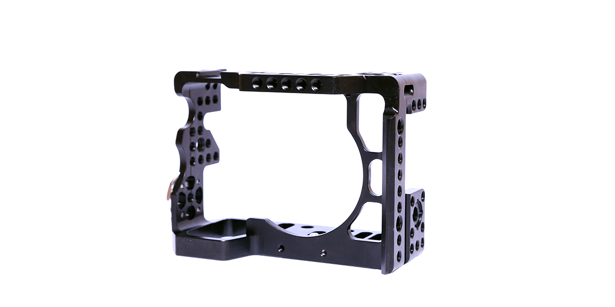 Camgear Cage+Top Handle+Ball Head for Sony Alpha A7II/A7RII/A7SII Camera 8