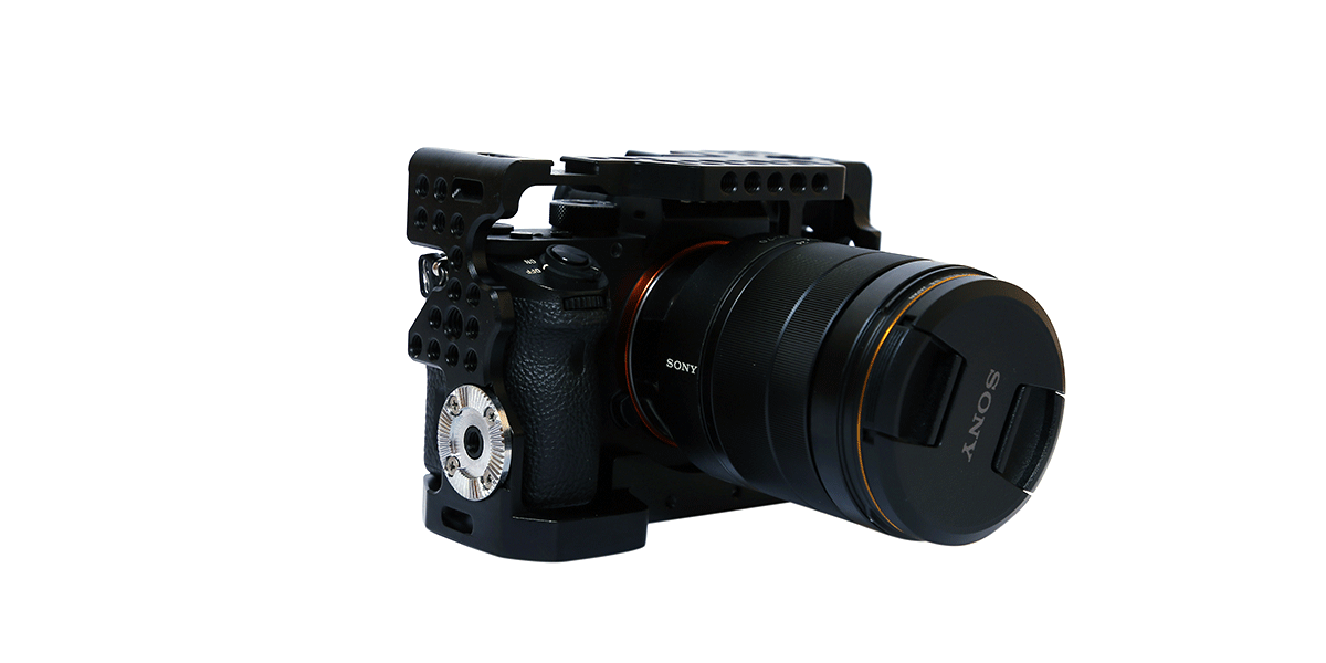 Camgear Cage+Top Handle+Ball Head for Sony Alpha A7II/A7RII/A7SII Camera 11
