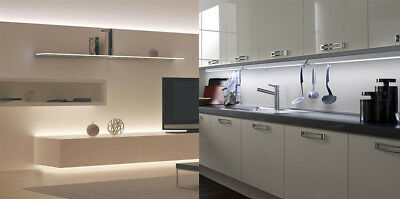 BARRA LED SOTTOPENSILE Cucina Dimmerabile Touch Su Misura super ...