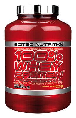 Scitec Nutrition 100 Whey Protein Professional 2350g Eiweiß Shake mit zus. BCAAs 11