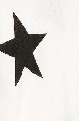 NUNUNU STAR PRINT ROMPER PLAYSUIT 6-12 MONTHS INFANT BOY ROCK STAR LOOK 1 PIECE
