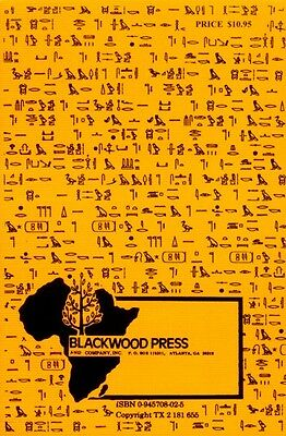 Ancient Egypt Papyrus Wisdom Teachings of Ptahhotep Proverbs World's Oldest Book 2